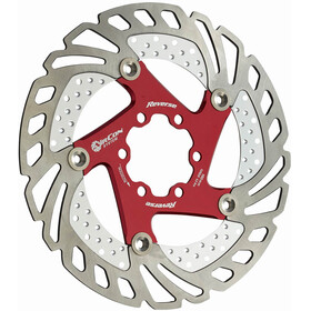 Reverse AirCon Brake Disc SL red